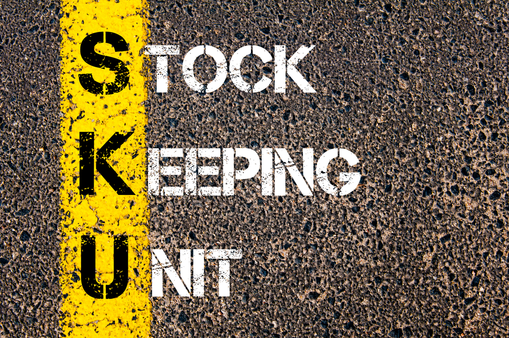 Business Acronym SKU as Stock Keeping Unit