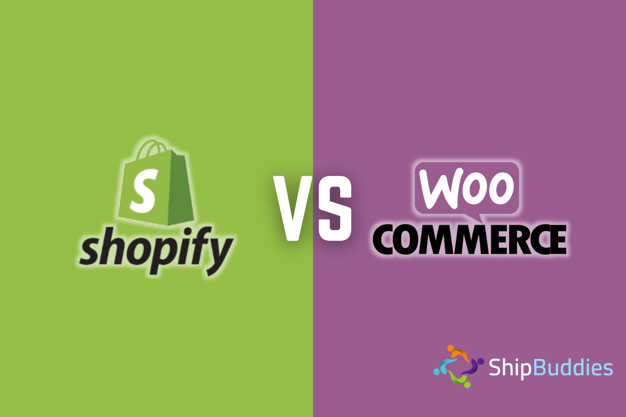 banner image featuring shopify and WooCommerce
